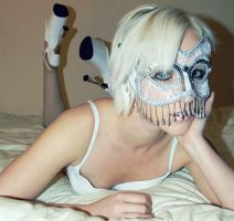 Mask by lollypoppunk