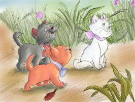 The Aristocats by Super-Midget