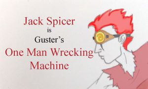 Jack Spicer GUSTER music video by Heylin-Hysteria