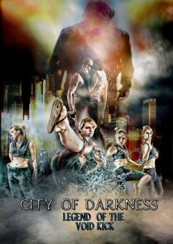 city of darknesss by shipain