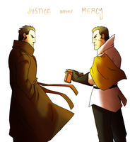 Justice Before Mercy by Contramonster