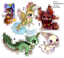 :Designs for Auction(closed): by PrePAWSterous