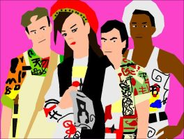 Culture Club by EspioArtwork