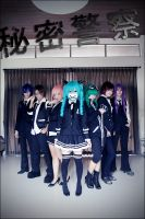VOCALOD : Secret Police by kaziest