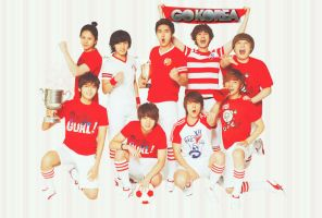 Super Junior World Cup by KevinRocks