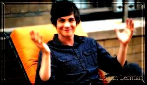 Logan Lerman by TwilightEdward04