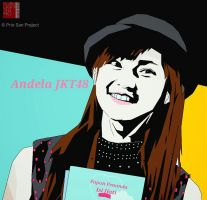 andela jkt48 by 123prio