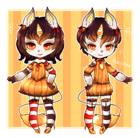 CandyCornAdopts + Extras by Toy-Soul