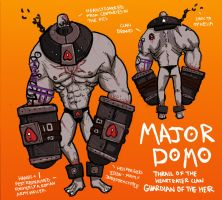 Major Domo by BlindKnight