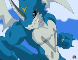 Exveemon by Deart94