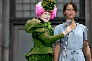 Effie and Katniss by Sian93