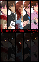 Human Sacrifice Vargas by P-ChanAndP-Kun
