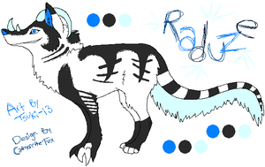Raduze :Breedable: by ssleepy