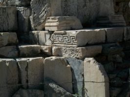 ephes ruins : stained symbol by NurIzin