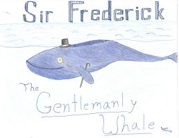 Sir Frederick the Whale by Sarah-Paws