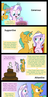 10 - Diamond Tiara post-breakup by HareTrinity