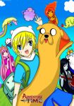 Adventure Time!! :D by acua-chan