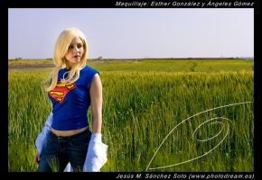Supergirl by itsukih