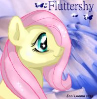 Fluttershy2 by Archaopteryx