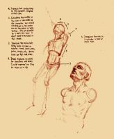 Sketching anatomy 2 by SILENTJUSTICE