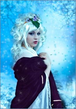 The Snow Queen by Nadia2749