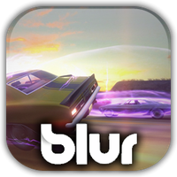 Blur Game Icon 2 by Wolfangraul