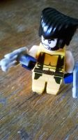 Photo - Lego Wolverine 2 by iAmAneleBiscarra