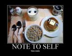 note to self by yq6