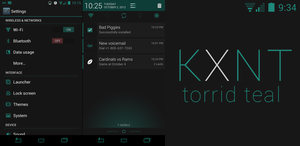 CM10 Preview: Torrid Teal by kantbstopped519