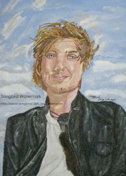 Taylor hanson by Songbird1388