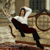 Gentleman Pirate Captain Jerri by ibr-remote