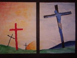 the cold cross by incomprehensible