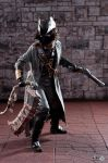 Bloodborne Hunter - 1 by makeshiftwings30