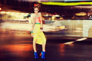 City Lights II by KayleighJune