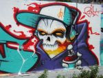 take two skull by cheshirecan