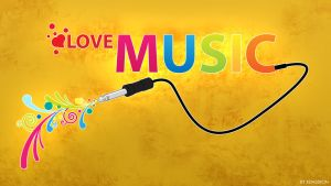 LOVE MUSIC v2 by xenQtron