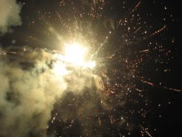 fireworks in wed night 2 by devinakemmy