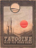 Tatooine - Wish You Were Here by Z-GrimV