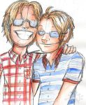 Bros by Mechanicold