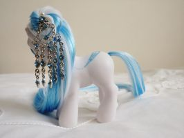 Custom my little pony glacial henna 1 by thebluemaiden