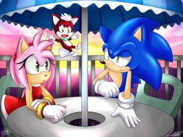 (COLLAB) We Gotta Go! by SonicForTheWin2