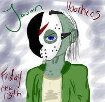 .:Jason Voorhees:. by SAWninathedoll95