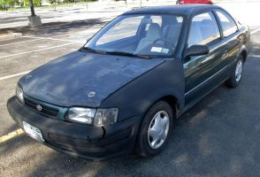 (1995) Toyota Tercel [Beater] by auroraTerra