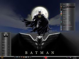 W7 Batman Mini Theme by KeybrdCowboy