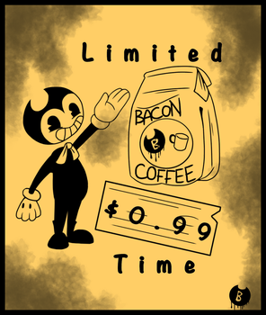 Bacon Coffee (BATIM) by castformgrass