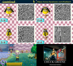 Chuck Greene - Animal Crossing Design by Xabring