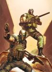 Army of Two: Across The Border by chesterocampo