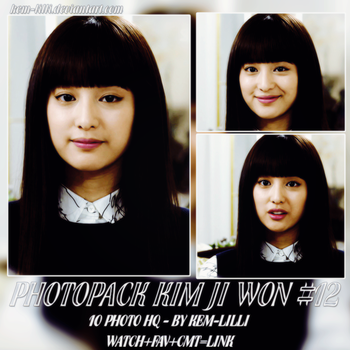 [PHOTOPACK] KIM JI WON - THE HEIRS #12 by Kem-Lilli