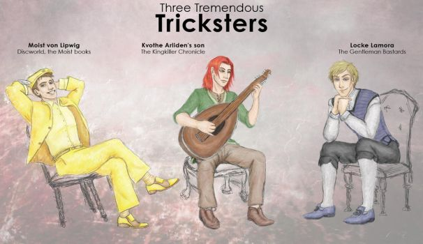 Tricksters by Morloth88