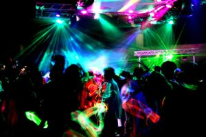 Metrocon 2010 RAVE -2- by Neon-Coffee